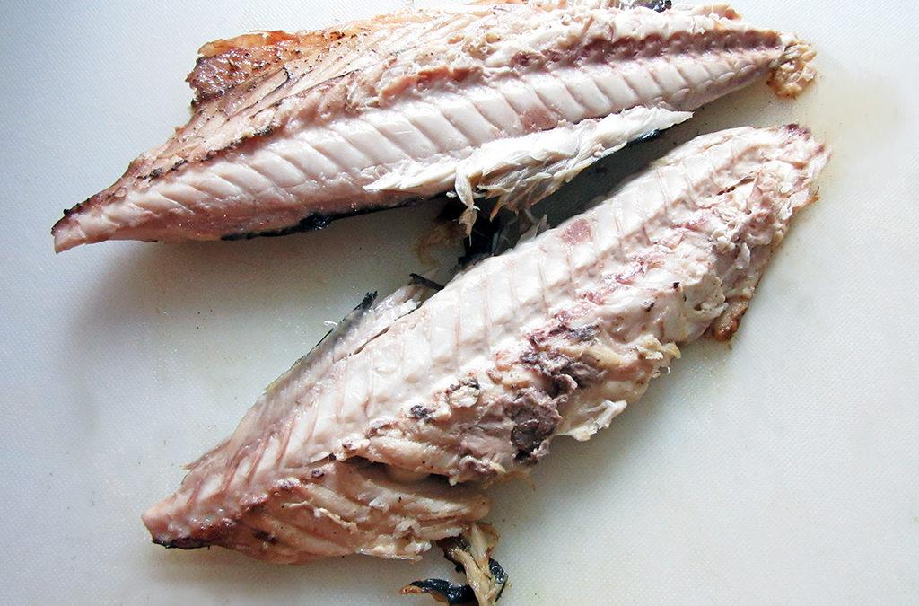 Whole roasted mackerel: the omega-3 powerhouse