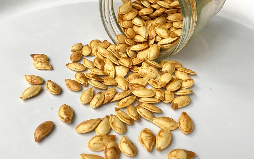 The best roasted pumpkin seed recipe